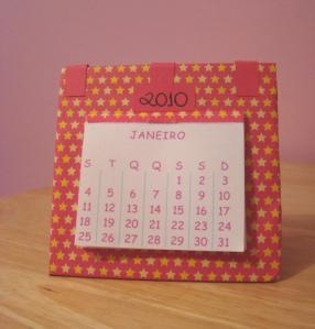 calendário de mesa 1